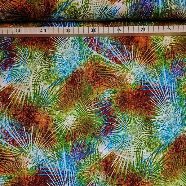 Bilde av Chasing The Rainbow - 5cm palme - vårgrønn/brun