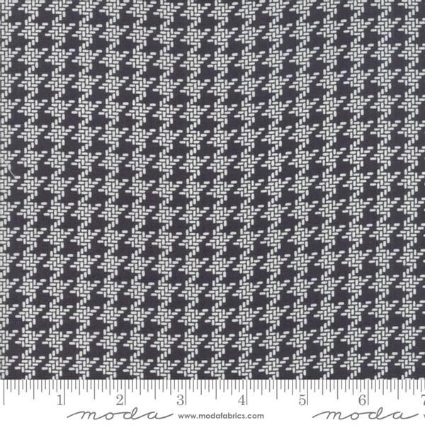Bilde av All Hallow's Eve - sort 1 cm hundetannmønster