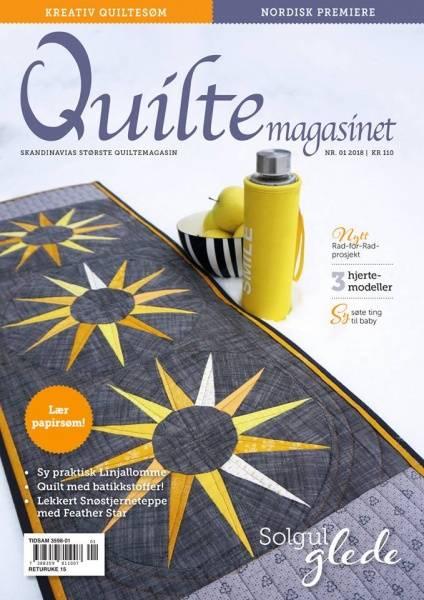 Bilde av Quiltemagasinet 01-18