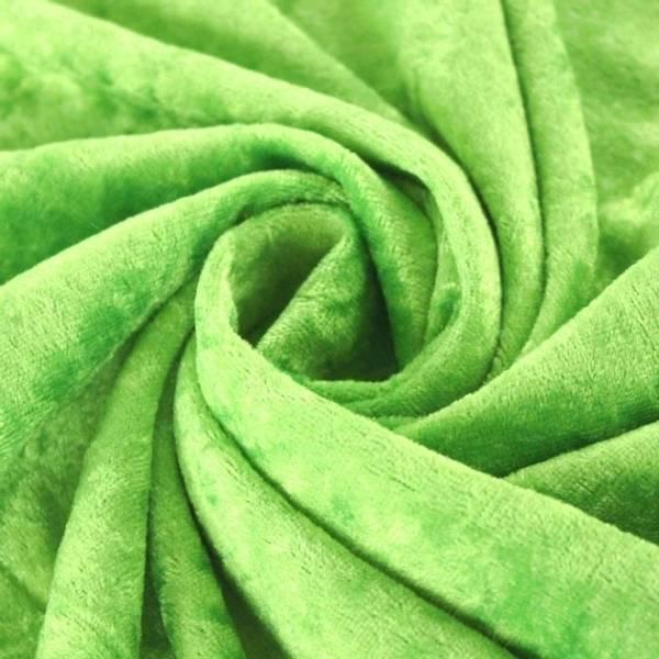 Bilde av 1,8 m Nervøs fløyel - limegrønn