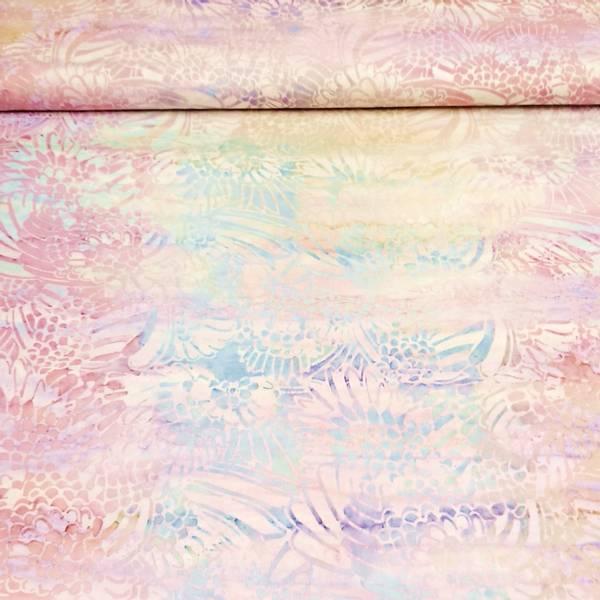 Bilde av Celebration - flerfarget pastell  10 cm blomster