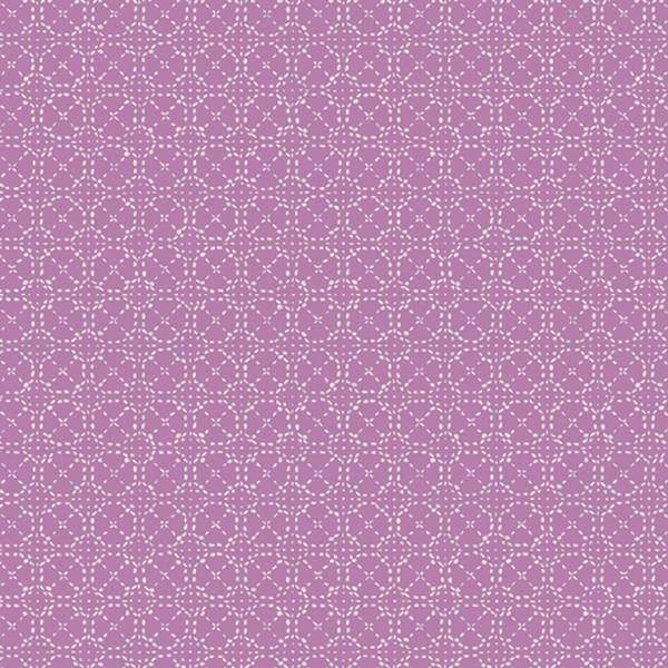 Bilde av Hooked - 15 mm cerise broderimønster