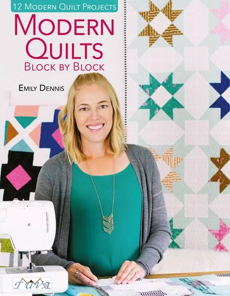 Bilde av Modern Quilts Block by Block - bok