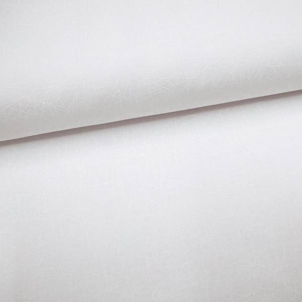Bilde av Cream & Sugar IX - hvite streker på hvit