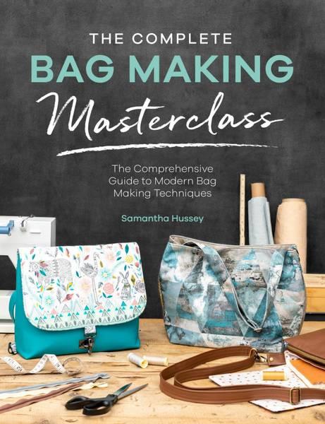 Bilde av The complete Bag Making Masterclass - bok