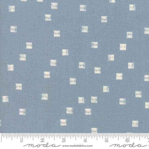Bilde av Add it up & Alma - 8 mm kvadrater på dus lysblå