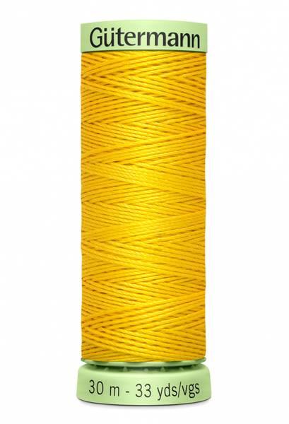 Bilde av Knapphullstråd - 30m - fv. 106 - mørk gul