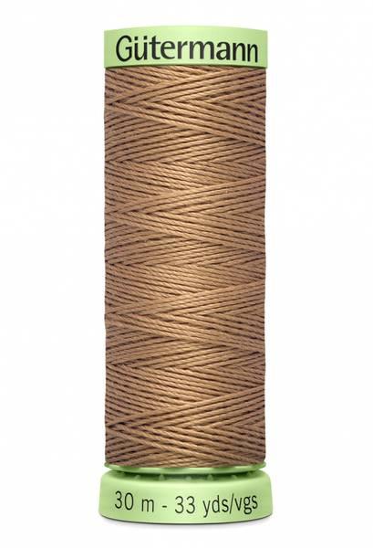 Bilde av Knapphullstråd - 30m - fv. 139 - lys gråbrun