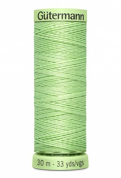 Bilde av Knapphullstråd - 30m - fv. 152 - blek gressgrønn
