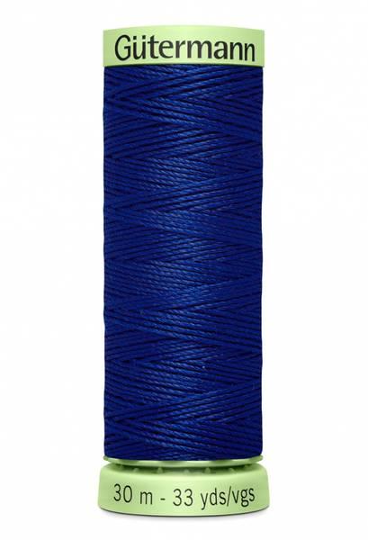 Bilde av Knapphullstråd - 30m - fv. 232 - varm mørk blå