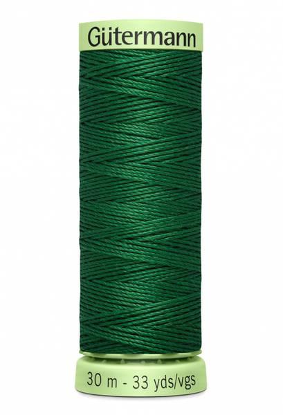Bilde av Knapphullstråd - 30m - fv. 237 - mørk grønn