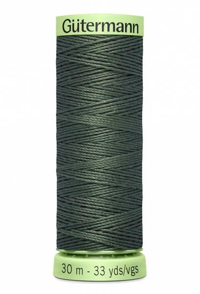 Bilde av Knapphullstråd - 30m - fv. 269 - mørk brungrønn