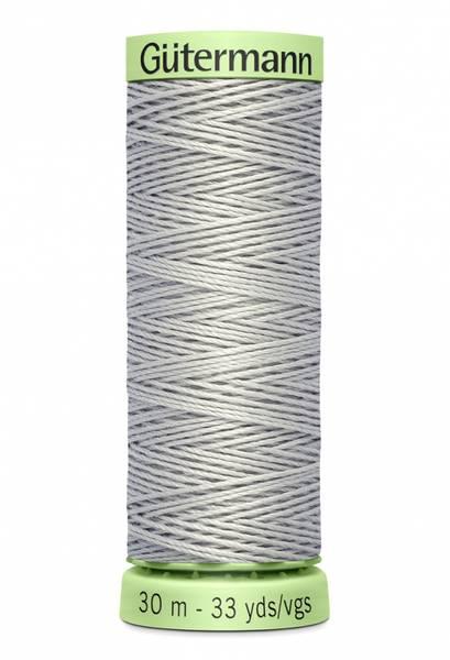 Bilde av Knapphullstråd - 30m - fv. 38 - lys grå