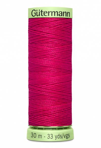 Bilde av Knapphullstråd - 30m - fv. 382 - mørk rosa