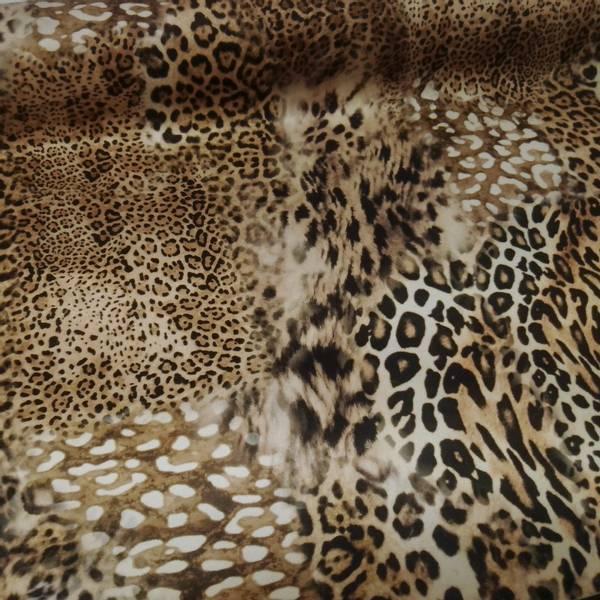 Bilde av Møbelvelour Safari Leopard, glatt