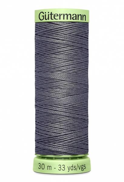 Bilde av Knapphullstråd - 30m - fv. 701 - mørk grå
