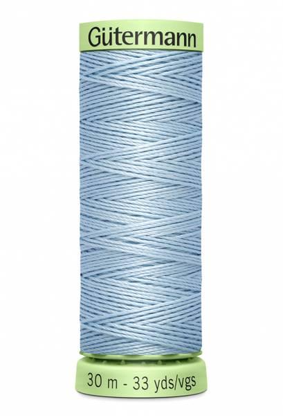 Bilde av Knapphullstråd - 30m - fv. 75 - kald lysblå