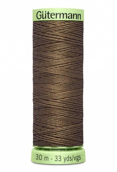 Bilde av Knapphullstråd - 30m - fv. 815 - mørk brun