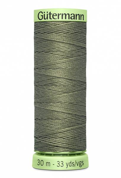 Bilde av Knapphullstråd - 30m - fv. 824 - brungrønn