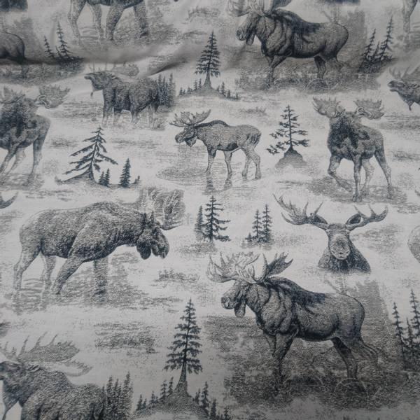 Bilde av Gobelin Elks - 10-15 cm elg
