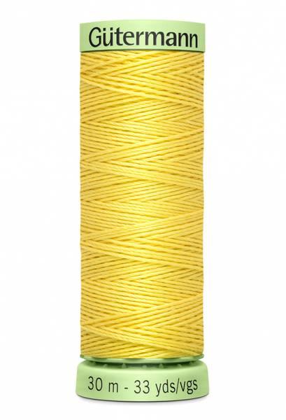 Bilde av Knapphullstråd - 30m - fv. 852 - gul