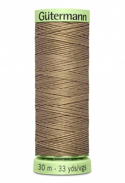 Bilde av Knapphullstråd - 30m - fv. 868 - lys gråbrun