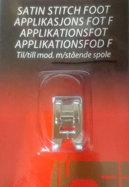 Bilde av Applikasjonsfot F - lukket (G4)