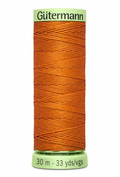 Bilde av Knapphullstråd - 30m - fv. 982 - mørk oransje