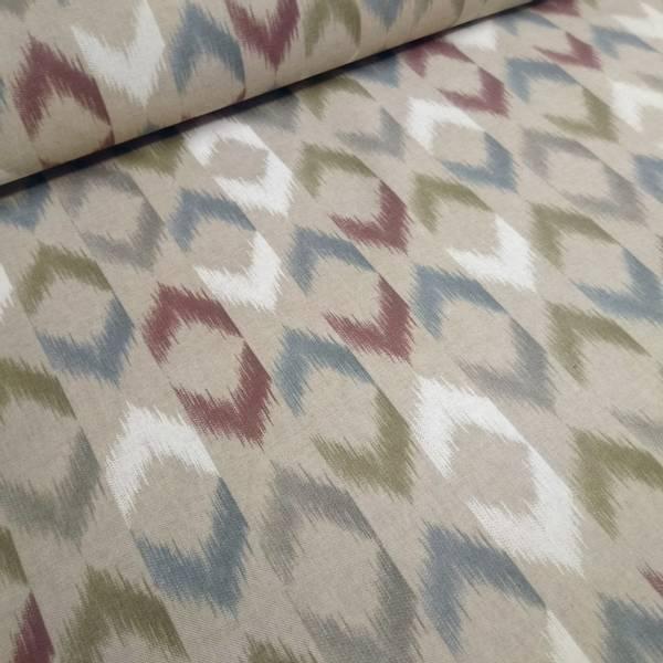 Bilde av Adelina - 3 cm bred sikksakkmønster på linlook