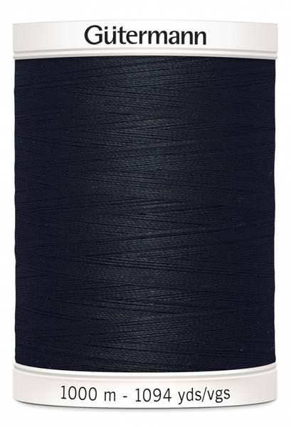 Bilde av Sytråd Gütermann 1000 m polyester - 000 - sort
