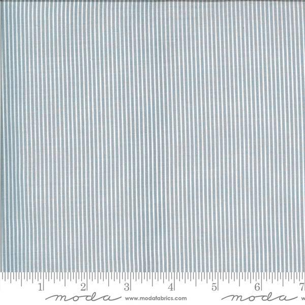 Bilde av Folktale - 2 mm lysblå striper, 1 mm offwhite