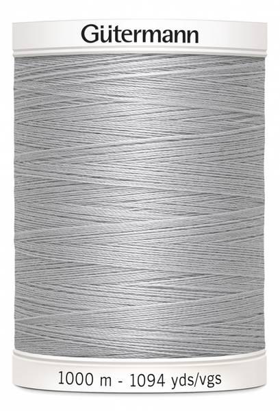 Bilde av Sytråd Gütermann 1000 m polyester - 38 - lysgrå