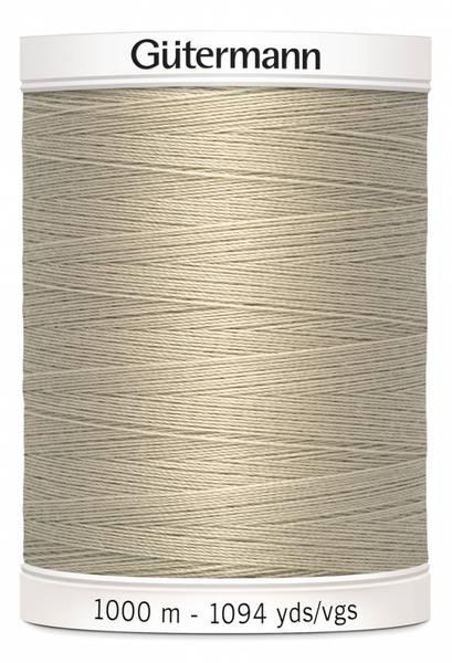 Bilde av Sytråd Gütermann 1000 m polyester - 722 - linfarget