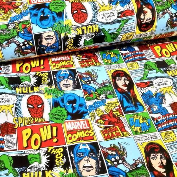 Bilde av Flanell - Marvel Action tegneserie