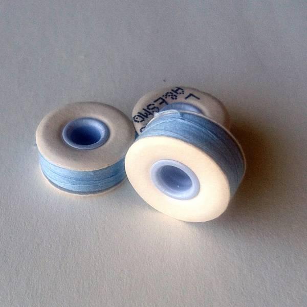 Bilde av 6 st Signature, lysblå, 50m, 40WT cotton