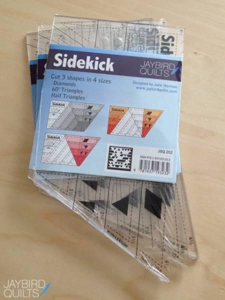 Bilde av Sidekick Ruler - Jaybird Quilts