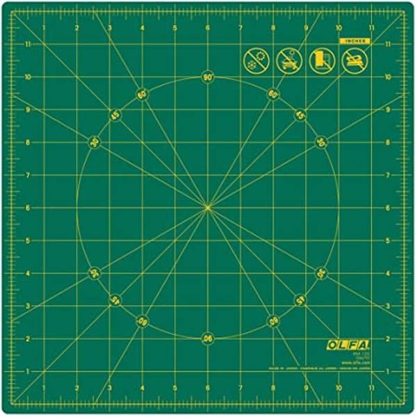 Bilde av OLFA rotary skjærematte - 12*12 inch