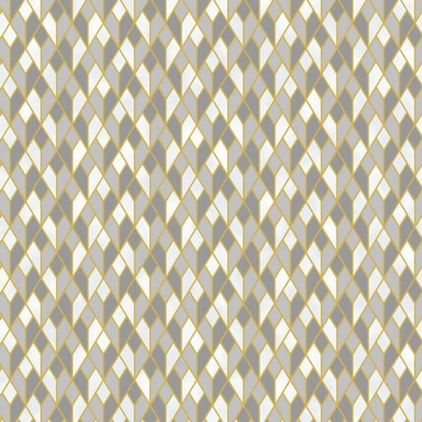 Bilde av Starlight - gull på 5 mm grafisk mønster i grå