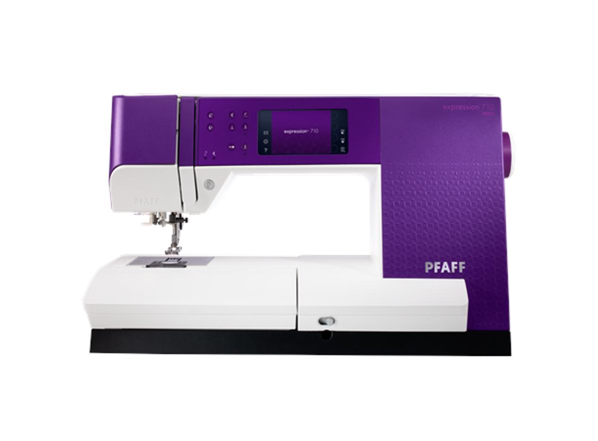 PFAFF Quilt Expression 710 symaskin