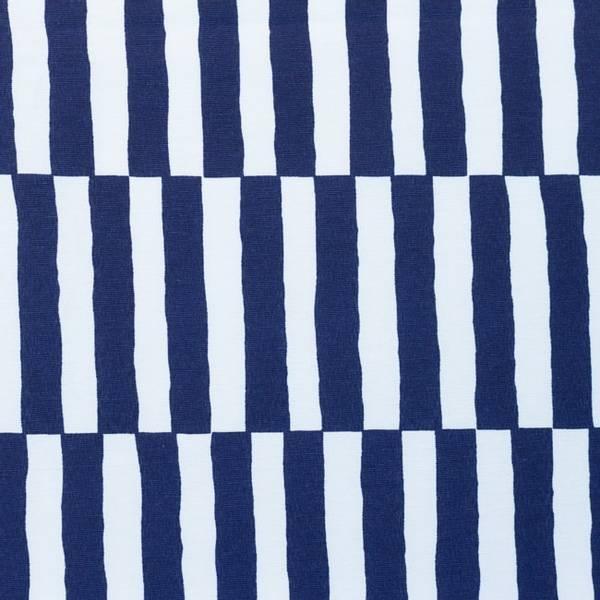 Bilde av Kanvas - 1,5*10 cm marine-offwhite striper