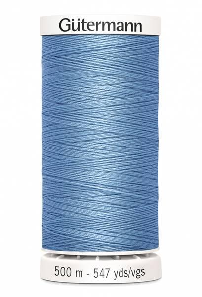 Bilde av Sytråd Gütermann 500 m polyester - 143 - lysblå