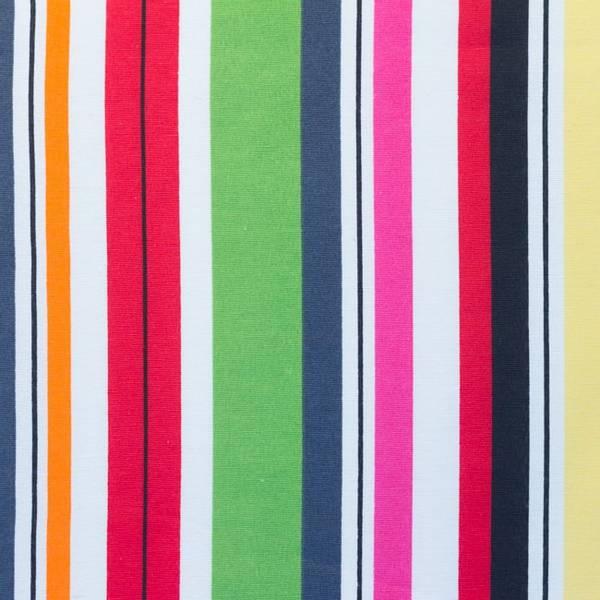 Bilde av Kanvas - 2-40 mm brede flerfargete striper