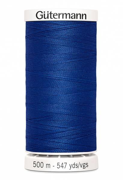 Bilde av Sytråd Gütermann 500 m polyester - 214 - mørk koboltblå