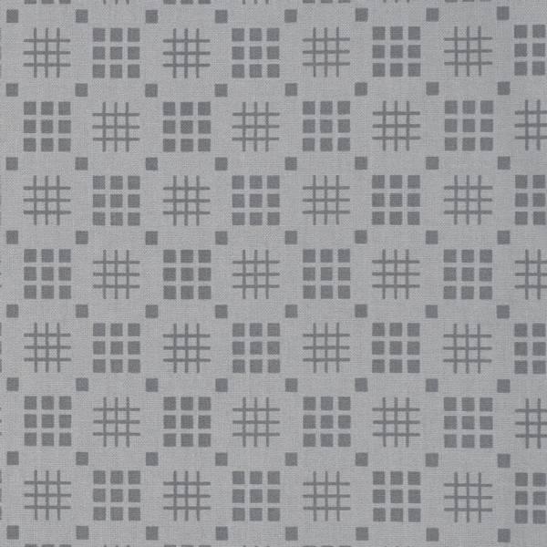 Bilde av Pie Making Day - 15 mm grå rutemønster på lysgrå