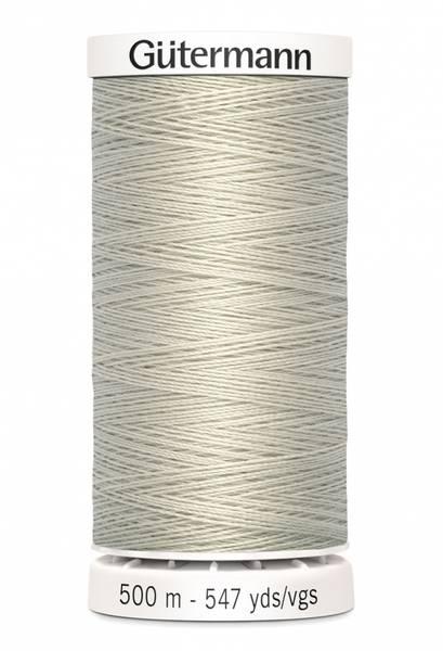 Bilde av Sytråd Gütermann 500 m polyester - 299 - gråbeige