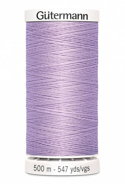 Bilde av Sytråd Gütermann 500 m polyester - 441 - rosalilla