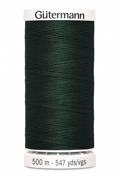 Bilde av Sytråd Gütermann 500 m polyester - 472 - mørk grønn