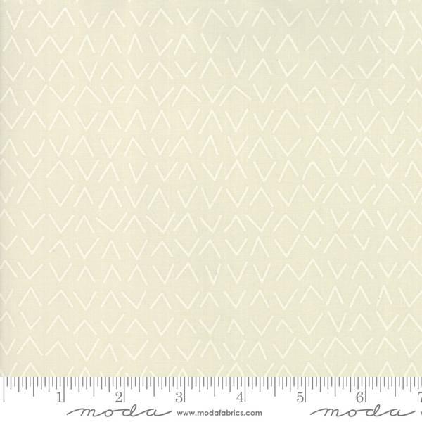 Bilde av Modern BG More Paper - 1 cm hvit mønster på offwhite