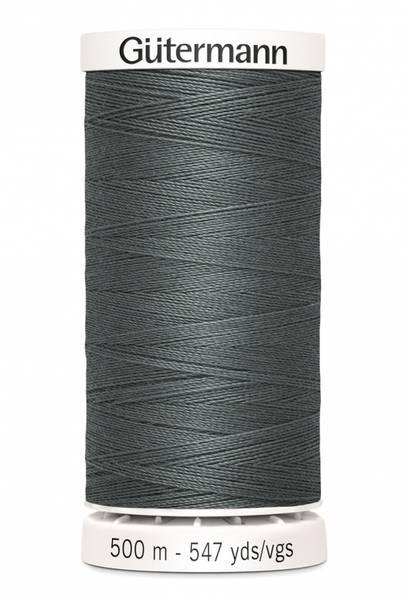Bilde av Sytråd Gütermann 500 m polyester - 701 - mørk grå 1