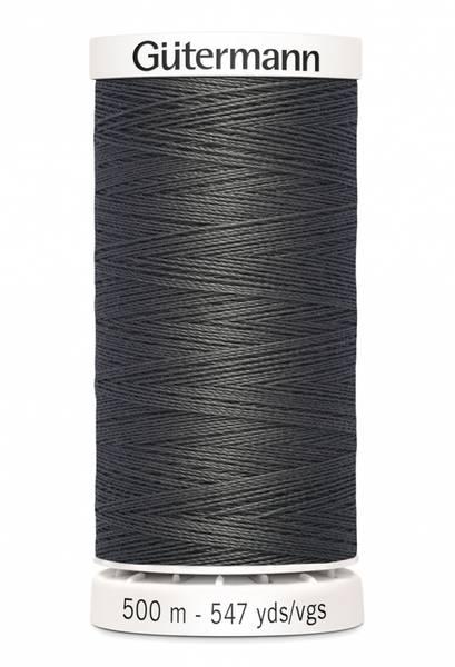 Bilde av Sytråd Gütermann 500 m polyester - 702 - mørk grå 2
